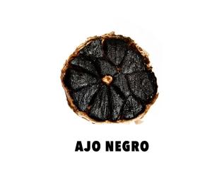 ajo-negro